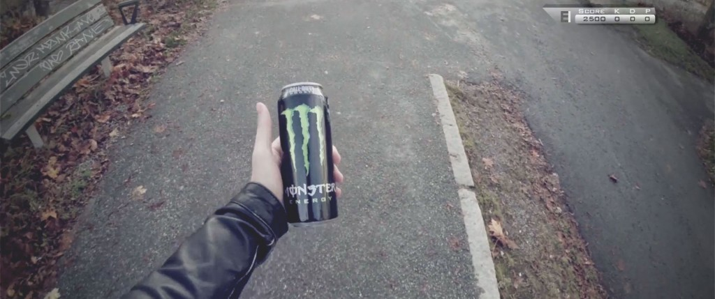 Monster Energy / Call of Duty