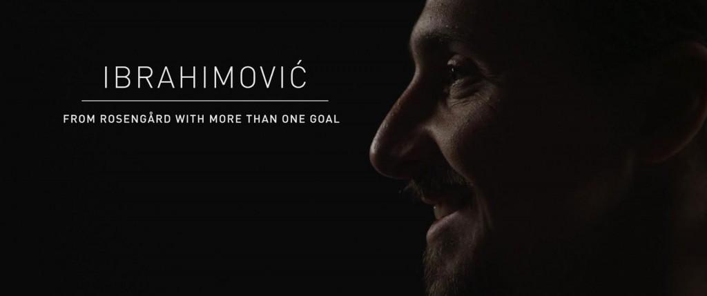 Ibrahimovic – Från Rosengård med mer än ett mål